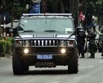 Hà Nội điều xe bọc thép, chống đạn bảo vệ an ninh Hội nghị thượng đỉnh Mỹ - Triều