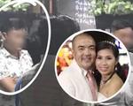 """Vợ Quốc Thuận bị người tự xưng """"cháu Phương Thanh"""" dọa đánh"""