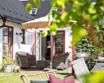 Ngôi nhà vườn đậm chất Scandinavia khiến nhiều người phải kinh ngạc vì vô cùng bắt mắt