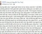 """Bảo mẫu của con trai Thu Thủy lên tiếng về Kin Nguyễn hậu lùm xùm cấu tay: """"Ba dượng không bao giờ được như ba ruột"""""""