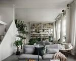 Gác xép nhỏ bỗng hóa căn hộ cao cấp nhờ bài trí nội thất tinh tế