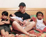 Đỗ Mạnh Cường - ông bố đơn thân của năm đứa trẻ mồ côi