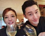Chỉ 2 bức ảnh selfie chung, Triệu Vy - Huỳnh Hiểu Minh gợi lại cả một bầu trời thanh xuân từng có nhau