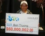 Chân dung người đàn ông gốc Việt may mắn trúng số 45 triệu USD