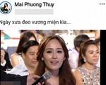"""""""Hết hồn"""" với những khoảnh khắc mỹ nhân Việt tự """"dìm hàng"""" trên trang cá nhân"""