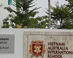 """""""Trường Dân lập Quốc tế Việt Úc thu tiền ăn cao hơn quy định"""""""