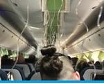 Máy bay Mỹ rơi 9.000 m trong 7 phút, hành khách hoảng hốt