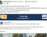 Hậu ly hôn Hồng Đào, Quang Minh vẫn không quên làm điều này trong ngày sinh nhật vợ cũ