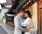 MC Hoàng Linh hạnh phúc đăng bản cam kết viết tay của chồng lên trang cá nhân, tiết lộ vừa mua nhà mới và chuẩn bị sinh em bé