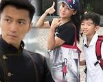 Truyền thông nghi ngờ Lucas - con trai đầu của Trương Bá Chi không phải là con của Tạ Đình Phong