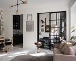 Điểm chút sắc hồng cho căn hộ, không gian nhà vẫn sang trọng đến từng chi tiết