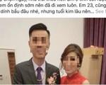 """Nhà trai đòi hoãn cưới với lý do cuối năm ngày cùng tháng tận, cô dâu """"hụt"""" đáp trả cực """"gắt"""""""