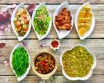 Mâm cơm cuối tuần ngon đẹp 'quên sầu' của mẹ đảm Sài Gòn
