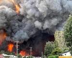 Hãi hùng cảnh cháy rừng dữ dội như ngày tận thế ở Australia