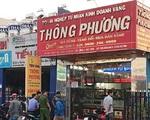 Hai kẻ nổ súng cướp tiệm vàng vùng ven Sài Gòn