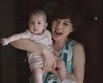 Cuộc sống bình yên vui vẻ bên con cháu của nghệ sĩ Ngọc Huyền sau khi ly hôn Chí Trung
