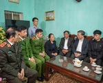 Tang lễ 3 cảnh sát hy sinh tại Đồng Tâm được tổ chức vào ngày 16/1