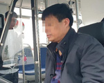 CSGT Hà Nội xử phạt tài xế xe bus đầu tiên vi phạm nồng độ cồn ngày sát Tết