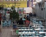 Nhiều quán nhậu ở Hà Nội giảm 70#phantram khách tới uống bia, rượu