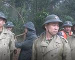 Những hình ảnh cuối cùng của tướng Nguyễn Văn Man và đoàn cứu hộ thủy điện Rào Trăng 3