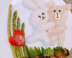 Ngỡ ngàng những món ăn đẹp ngộ nghĩnh mẹ làm cho con