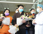 TIN VUI: Bác sĩ Việt tiếp tục lập công, thêm 2 bệnh nhân COVID-19 được ra viện