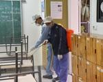 Bộ GD&ĐT: Vệ sinh, tẩy trùng 100#phantram trường lớp để phòng chống dịch bệnh do virus corona