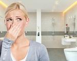 Mùi hôi bốc lên từ nhà tắm sẽ bay 'trong vòng 1 nốt nhạc' với mẹo nhỏ này mà không cần sáp thơm