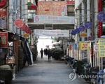 COVID-19: Tổng thống Hàn Quốc nâng mức cảnh báo lên màu đỏ