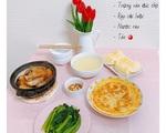 Ngồi suốt trong nhà để tránh dịch, mẹ đảm ở Nhật vẫn có bữa ăn cơm ngon cho chồng khiến chị em xuýt xoa thán phục