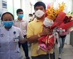 Người Trung Quốc nhiễm nCoV ở TP.HCM được xuất viện, liên tục cảm ơn bác sĩ Việt Nam