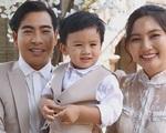 Ngọc Lan chia sẻ video của con trai và Thanh Bình