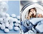 Vứt vài viên thuốc này vào máy giặt, chuyện xảy ra sau khi giặt xong khiến ai cũng ngỡ ngàng