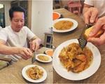 Có chồng tài nấu ăn thế này bảo sao Phan Như Thảo không thể giảm cân'