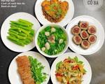 Cô gái 8x tiết lộ bí quyết thần thánh làm nên những bữa cơm đơn giản mà đẹp mắt