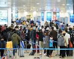 Tất cả các chuyến bay quốc tế không được hạ cánh tại Nội Bài