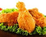 Món gà rán da giòn ngon như ngoài hàng bằng một gói bim bim, chuyện lạ mà có thật