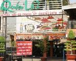 TP.HCM: Nhà hàng, quán ăn, tiệm tóc, trà sữa, cà phê... đóng cửa treo biển 'chung tay chống dịch'