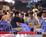 """Hà Nội có người nhiễm COVID-19 cao nhất cả nước, nhiều quán bia vẫn mở cửa bất chấp """"lệnh cấm"""""""