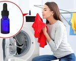 Quần áo ngát hương cả tuần không cần nước xả vải chỉ nhờ vài giọt này