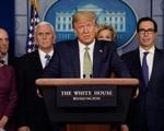 Lần đầu tiên Tổng thống Trump thừa nhận về số người tử vong vì COVID-19 ở Mỹ