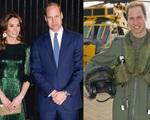 Công nương Kate và Hoàng tử William nói là làm, quyết định trở thành 'trụ cột' hoàng gia Anh đích thực