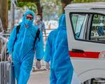 Ca thứ 223 mắc COVID-19 là cô gái trẻ thường xuyên đến nhà ăn Bệnh viện Bạch Mai, Việt Nam có 227 ca nhiễm