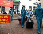 TIN COVID-19 sáng 12/5: Giảm rất mạnh số người cách ly, quản lý chặt người nhập cảnh