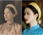 Hòa Minzy bị chê khi hóa thân Nam Phương Hoàng hậu