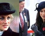 Cố tình bắt chước theo mẹ chồng - Công nương Diana, Meghan Markle bị công chúng chê 'lố'