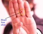 Sức khoẻ tốt lên nhanh bất ngờ khi ấn vào điểm đơn giản này trên bàn tay mỗi ngày