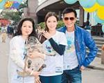 Lưu Đức Hoa, Hồ Hạnh Nhi và sao Hong Kong đưa tiễn vợ Huỳnh Nhật Hoa
