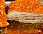 Xát thứ nước của loại quả này vào, lớp bì thịt lợn quay vàng rộm, thơm lừng, giòn tan không khác gì mua ngoài tiệm
