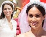 Meghan được hưởng đặc quyền lớn hơn Kate